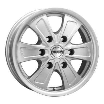 Mega Wheels Ferrera 6